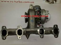Турбокомпрессоры (турбины)