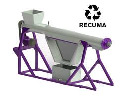 Турбо мойка для полимеров Recuma TR