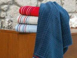 Турецкие махровые полотенца от производителя