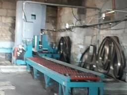Турецкий пильный станок пилорам
