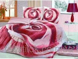 Комплект постельного белья атлас