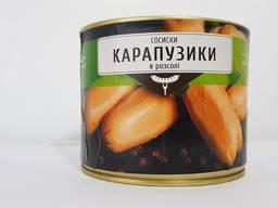 Тушенка, Шинка, Колбаса консервированная ДСТУ, ГОСТ, ТУУ.