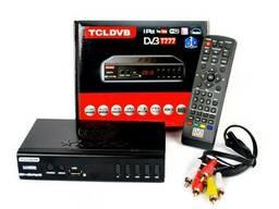 ТВ приставка для телевизора DVB-T777