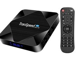 ТВ приставка IPTV Smart Box Anroid TV H616 (4/32 Гб, 10 Android)