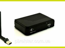 ТВ Приставка T2 + IPTV интернет Clan T2 HD SE Internet