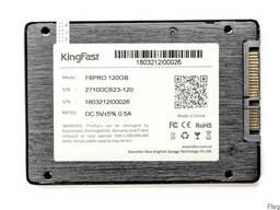 SSD 120 Gb - твердотельный накопитель Kingfast PRO6 SATA-III