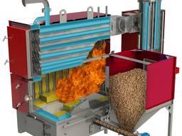 Твердотоплевные и газовые котлы от производителя