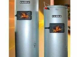 Твердотопливный котел Candle,18 время горения до 37 часов