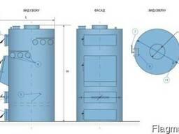 Твердотопливный котел Идмар СIC 13 кВт