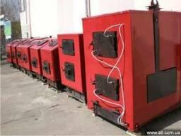 Твёрдотопливные котлы от 25 до 1150 кВт,