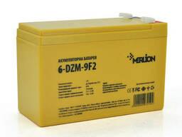 Тяговая аккумуляторная батарея AGM Merlion 6-DZM-9, 12V 9Ah F2, (150 x 65 x 95 (100) Q5