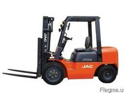 Тяговые аккумуляторные батареи для погрузчиков JAC
