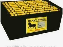Тяговые аккумуляторы 2х40х7PzS 560 Heavy Horse для. ..