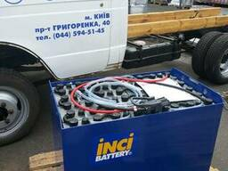 Тяговые батареи Inci Battery