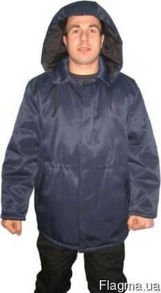 Тёплая рабочая куртка Оптима. Купить недорого.