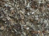 Тырса, опилки, щепа. Отходы деревообработки. - фото 4