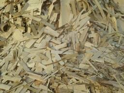 Тырсу, отходы производства шпона. Продам