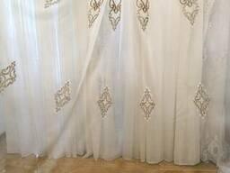 Тюль занавески шторы текстиль для дома