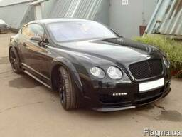 Тюнинг обвес Bentley Continental GT / Бентли Континенталь.