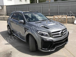 Тюнинг Обвес Mercedes GLE Wagon W166