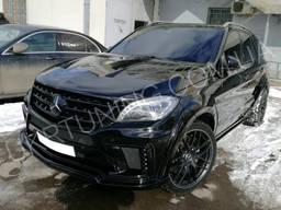Тюнинг обвес Mercedes ML W166 2015 2014 2013 2012