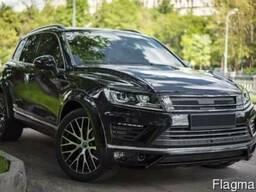 Тюнинг обвес Volkswagen Touareg NF 2011-2016 / Фольксваген Т