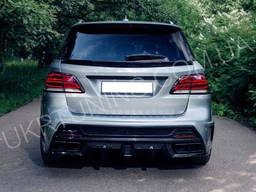 Тюнинг Спойлер Mercedes GLE Wagon W166