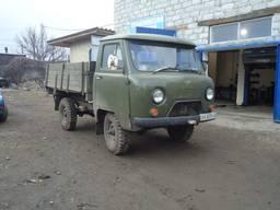 УАЗ-3303 установить двигатель OM 616 дизель мерседес