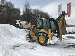 Уборка снега / чистка / вывоз / правый берег
