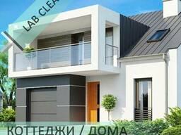 Уборка коттеджей / домов после ремонта и строительства