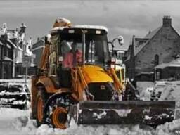 Цена чистка снега, чистка снега Киев.
