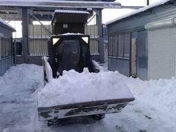 Уборка, снега техникой и в ручную в Одессе
