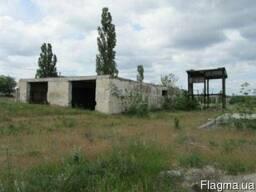 Участки земли и постройки 0,7 - 1,6 га в с. Музыковка