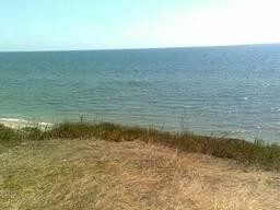 Участок 12 га на берегу Азовского моря