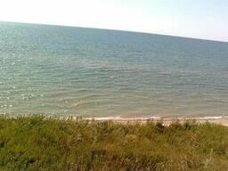 Участок 2 га на берегу Азовского моря
