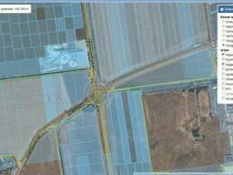 Участок 3,4 га, коммерция, рядом с пром. рынком 7 км