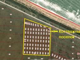 Участок 9 соток в коттеджном поселке под Феодосией
