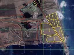 Участок 98га под строительство нефтетерминала