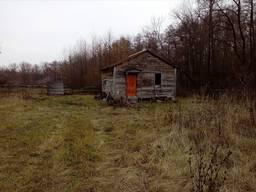 Земельный участок Прохоровка каневский лес старый дом Днепр