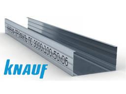 CD-профиль Knauf 3м. (60 / 27 / 0, 6)