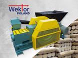 Ударно-механический пресс для топливных брикетов - фото 1