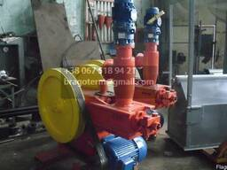 Ударно механический пресс по производству брикета. - фото 3