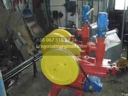 Ударно механический пресс по производству брикета. - фото 4