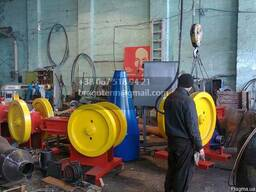 Ударно механический пресс по производству брикета. - фото 5