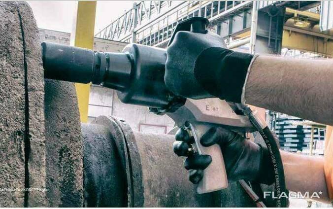 Ударный гидравлический гайковерт серии К 560, 500 - 5500 Н/м