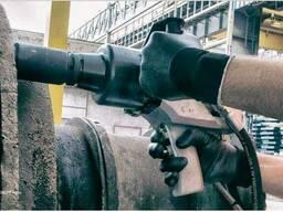 Ударный гидравлический гайковерт серии К 1600, 1000 - 16000 Н/м