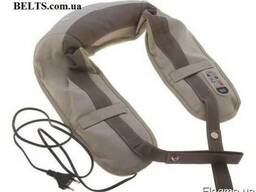 Ударный массажер для шеи и спины Cervical Massage Shawls (Се