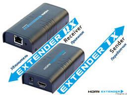 Удлинитель LKV373 - удлинитель HDMI по одной витой паре 5Е/6
