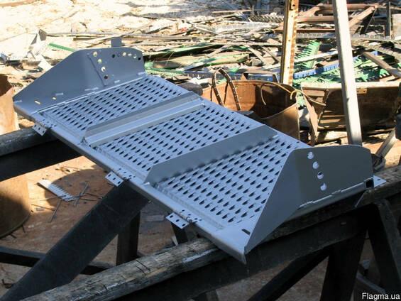 Удлинитель решета Нива СК-5, евровариант на комбайн