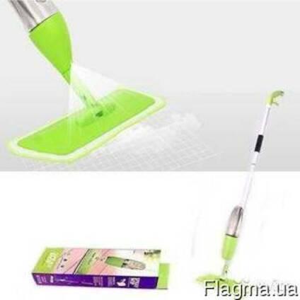 Удобная швабра Spray Mop для уборки (с распылителем Спрей Мо